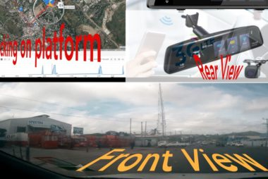 Video Recording and GPS Tracking
